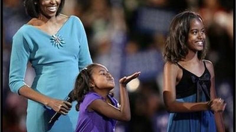 fetele Obama
