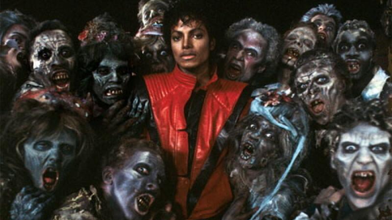 Michael in Thriller