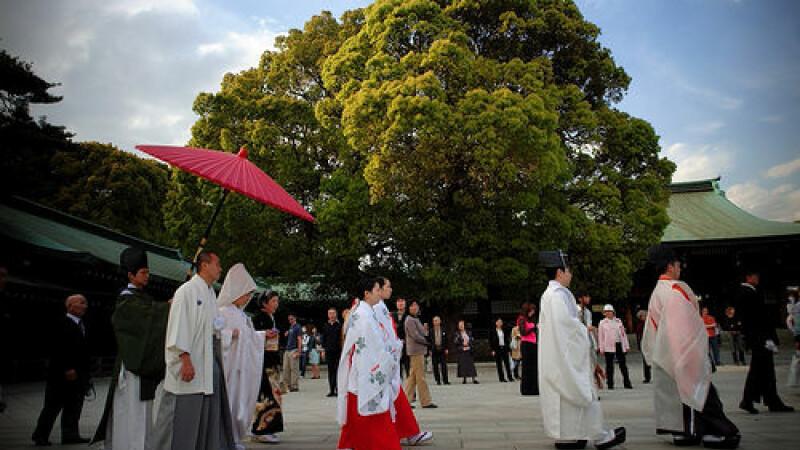 Casatorie japoneza