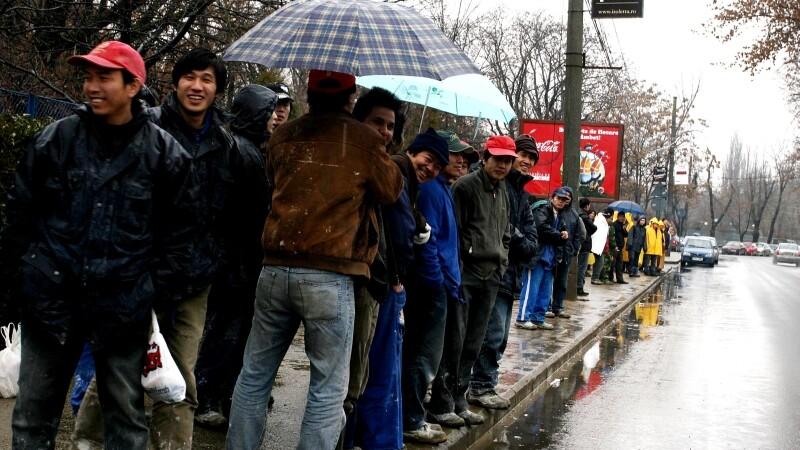 Protest chinezi