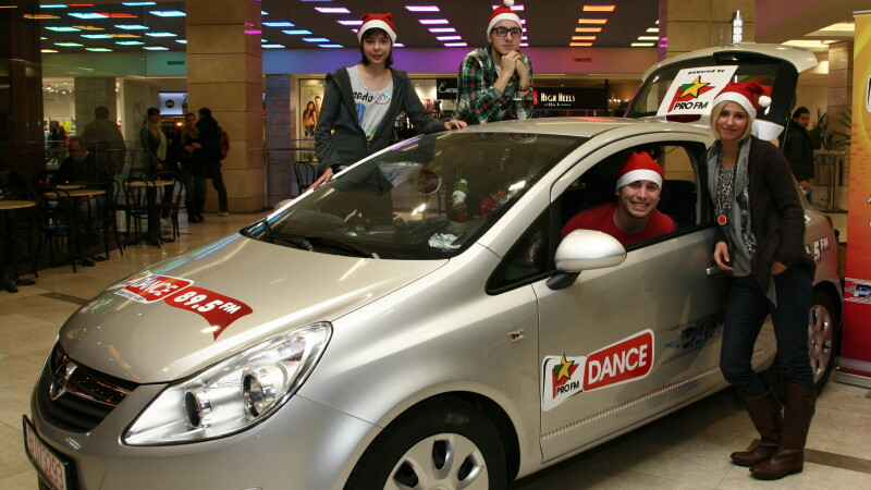 ProFM Dance Official Party Car