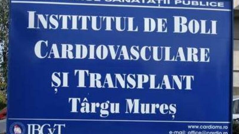 Institutul de Boli Cardiovasculare si Transplant Targu Mures