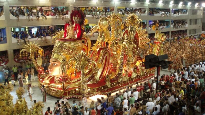 Carnavalul de la Rio de Janeiro