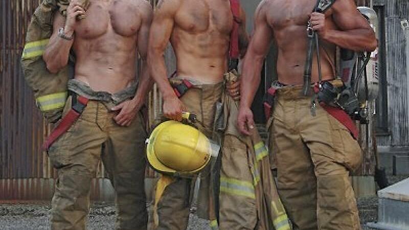 Pompieri sexy