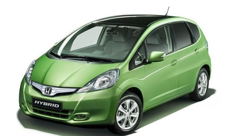 Honda Jazz electric