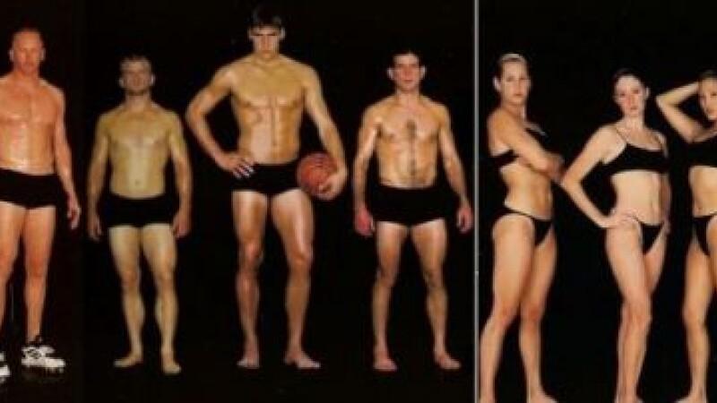 SPORTUL te face unic! Iti modifica statura, greutatea sau masa musculara