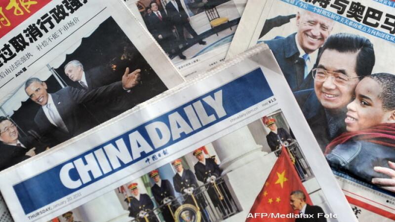 Ziare chinezesti
