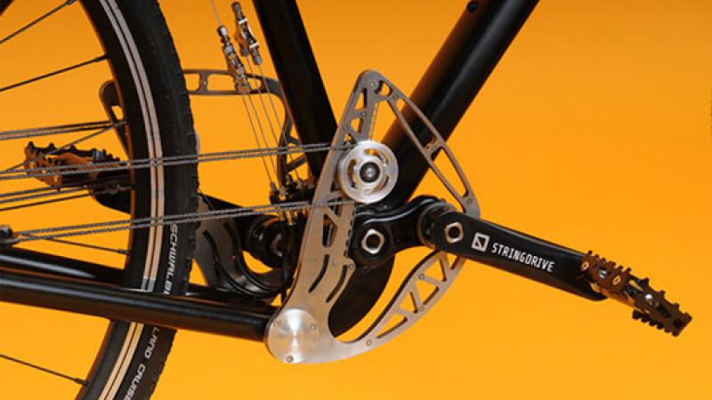 Stringbike, bicicleta fara lant