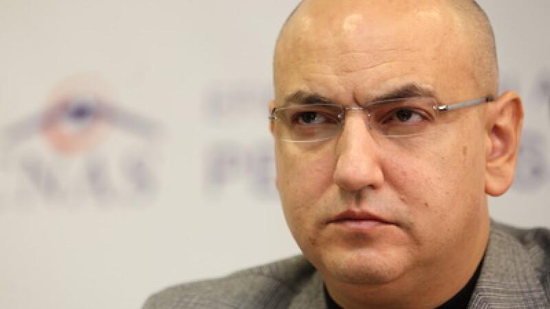 Lucian Duta, presedintele CNAS