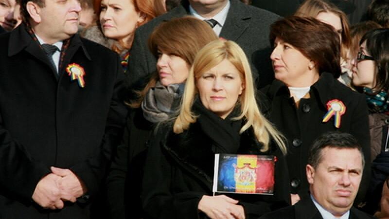 Gheorghe Flutur, Elena Udrea si Sulfina Barbu