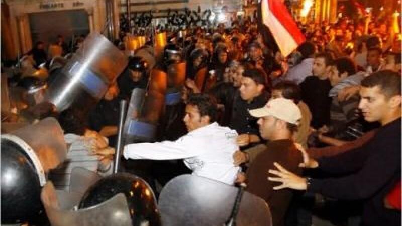 Revolta in Egipt