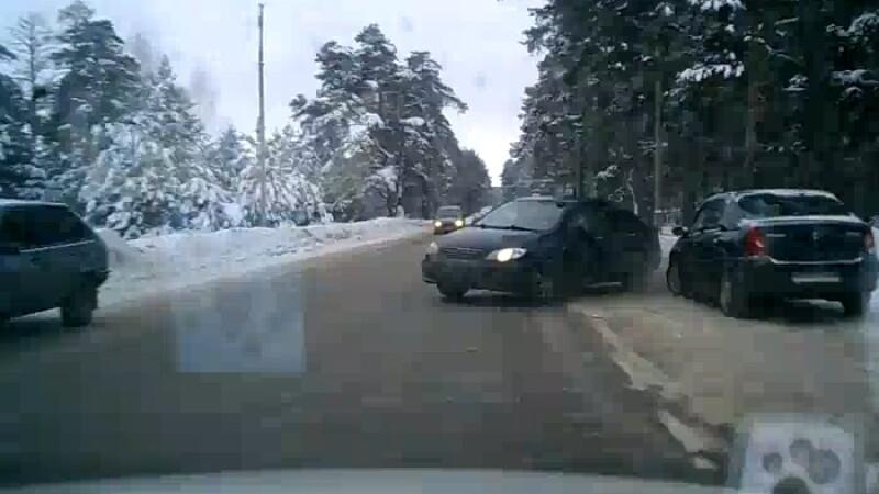 Accident rutier Rusia