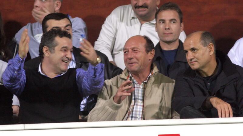 Traian Basescu i-a dat raspunsul lui Gigi Becali. Decizia luata despre gratierea patronului Stelei