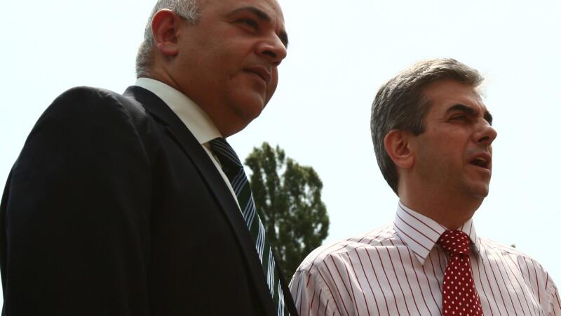 Raed Arafat si Eugen Nicolaescu