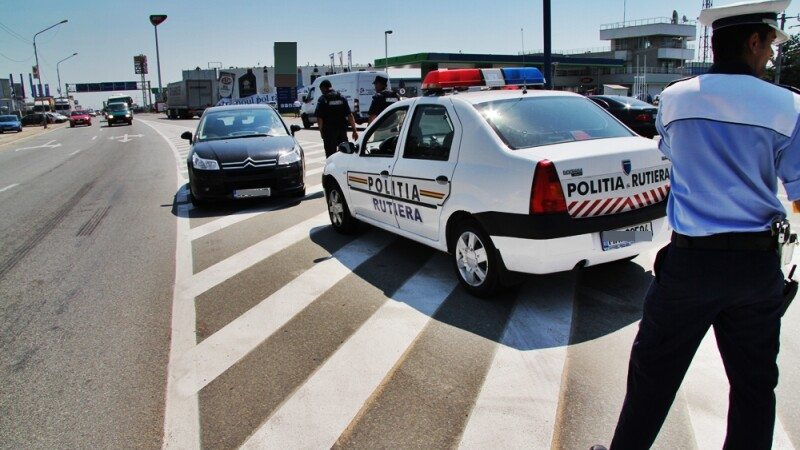 Politia rutiera, politist