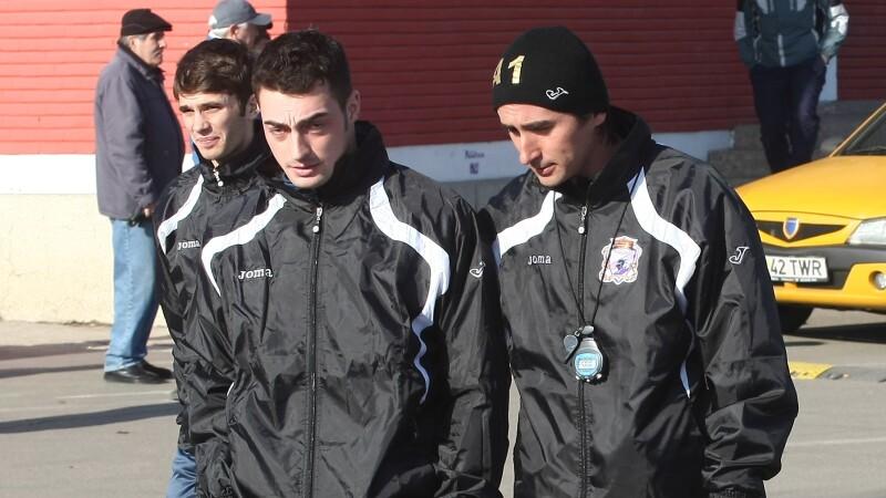"""Rover Carstea are obiective indraznete la Timisoara: """"Vreau sa dau 10-15 goluri!"""""""