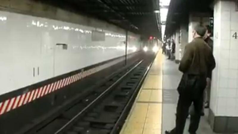 metrou SUA, New York