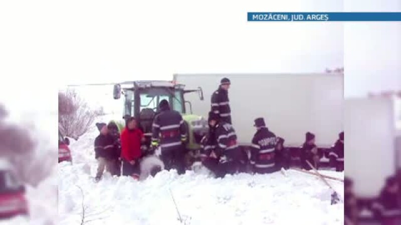 pompieri curata zapada