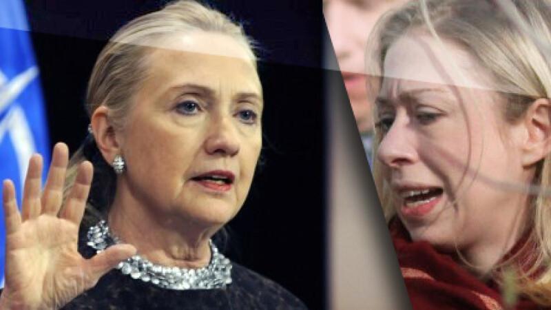 Hillary si Chelsea