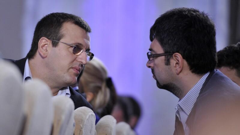 Cristian Preda, Sever Voinescu