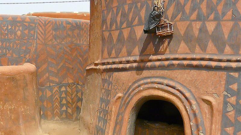 satul Tiebele, Burkina Faso 3