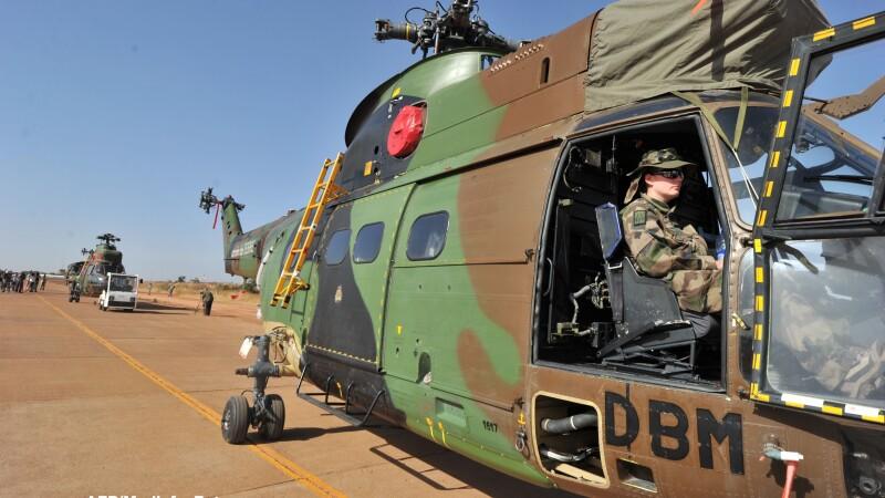 Trupe franceze in Mali