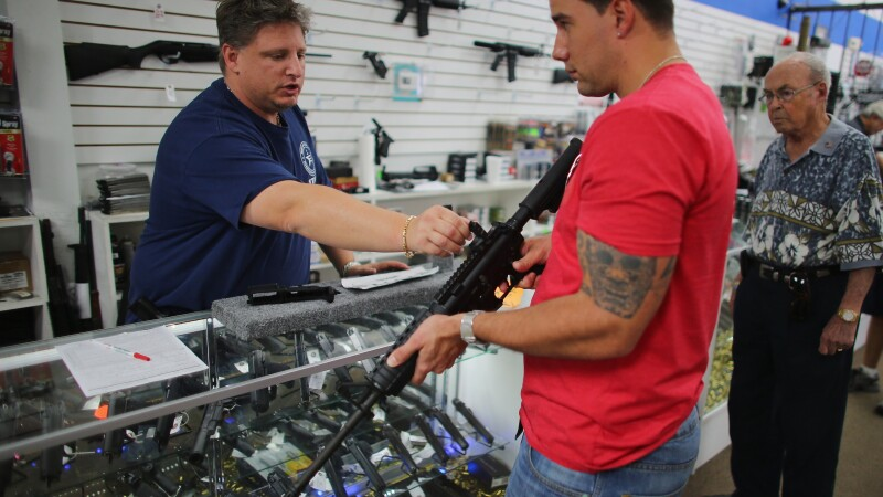 Arme in SUA