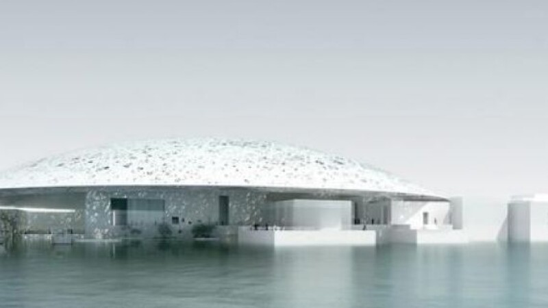 Muzeul Louvre din Abu Dhabi