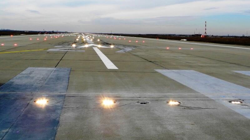aeroport arad,balizaj