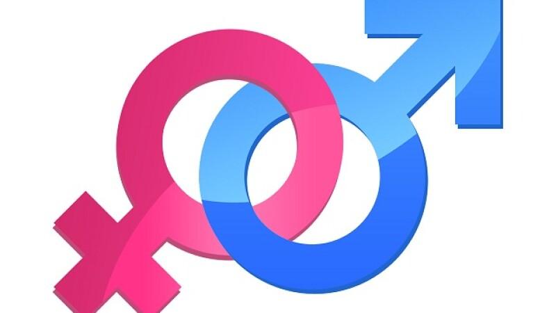 Simbol barbat femeie