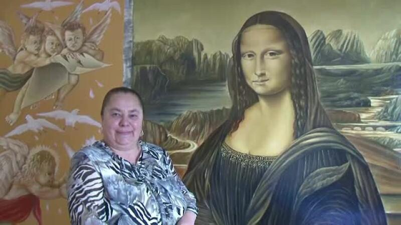 Mona Lisa de la Certeze