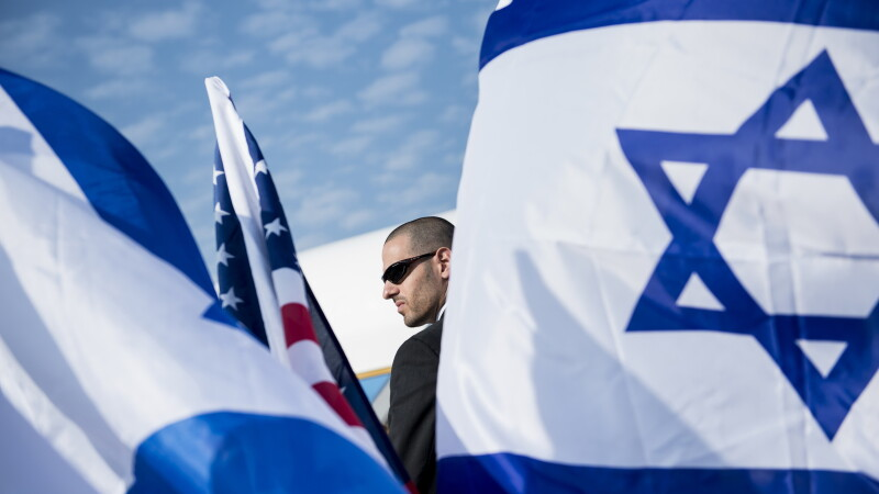 SUA si Israel