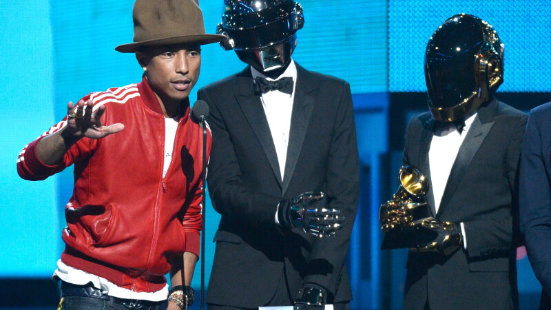 Daft Punk la Grammy Awards