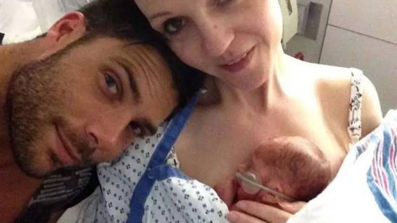 Reactia unor parinti britanici dupa ce nasterea copilului le-a adus o factura de 167.000 de euro