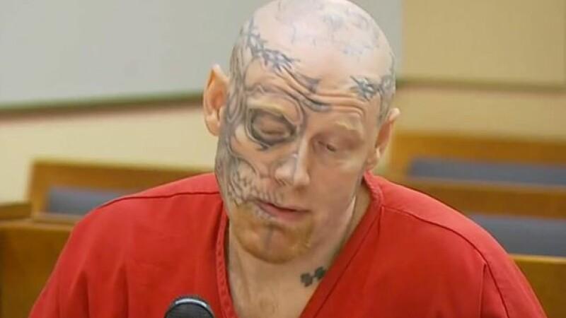 Judecatorul care l-a condamnat la 20 de ani de inchisoare nu a putut sa il priveasca in ochi. Ce avea barbatul pe fata. FOTO