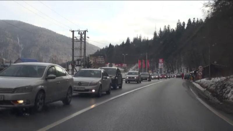 trafic rutier DN1