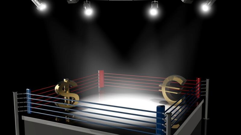 BCE si Grecia - motivele pentru care EURO a ajuns la cel mai scazut nivel fata de dolar din ultimii 9 ani. Cursul de astazi