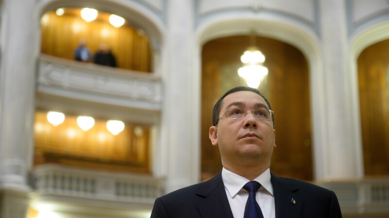 Victor Ponta: Daca se doresc anticipate, ramane actuala lege electorala. Isi asuma PNL aceasta situatie?