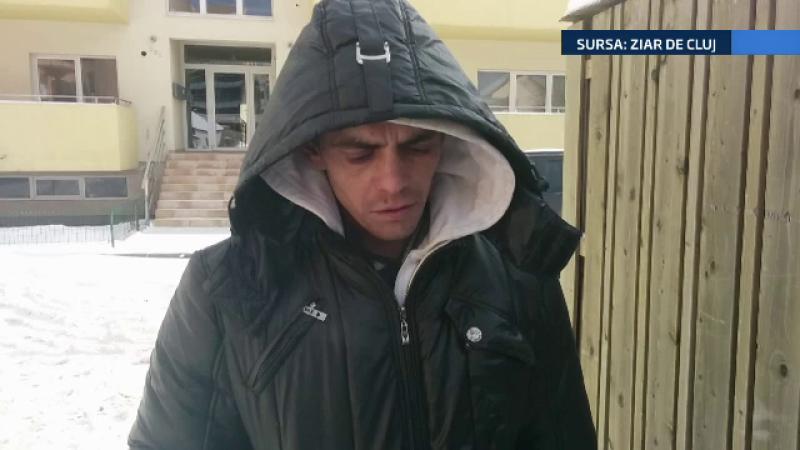 suspect crima Cluj