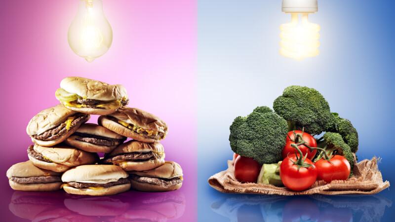 Pericolul ascuns din hrana. Cand devine toxica mancarea si cum putem evita combinarea nesanatoasa a alimentelor
