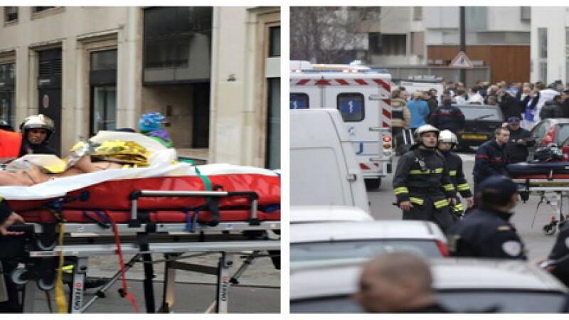 Al-Qaida in Peninsula Arabia revendica atacul la Charlie Hebdo.