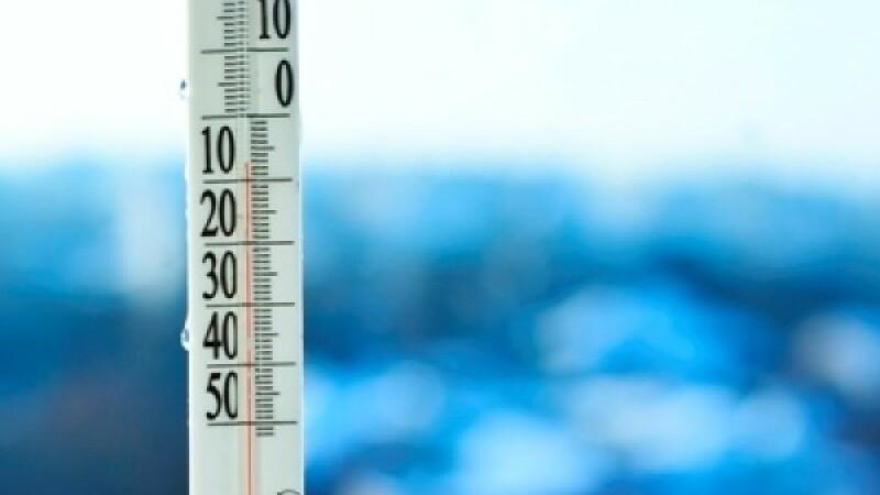La un grad distanta de minima absoluta inregistrata vreodata in Covasna. Ce temperatura aratau termometrele joi dimineata