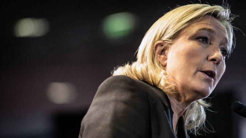 Marine Le Pen promite un referendum pentru iesirea Frantei din UE, in cazul in care va fi aleasa presedinte