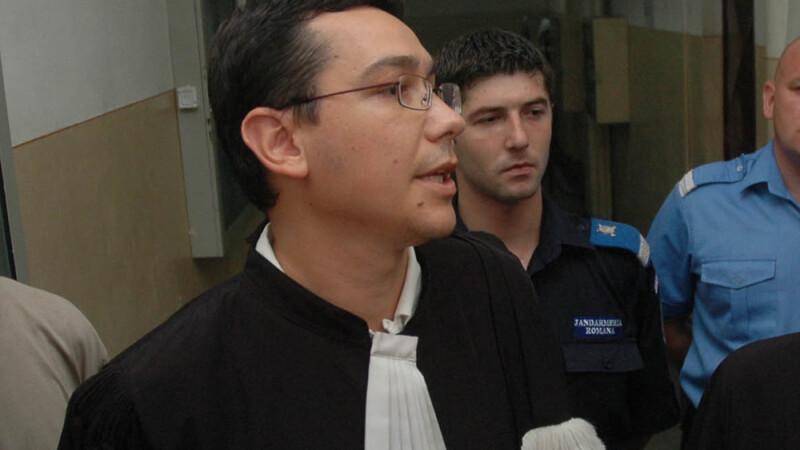 Romania libera: Ponta ar fi intrat in Barou pe baza doctoratului. Din avocatura castiga si de 15 ori mai mult ca din politica