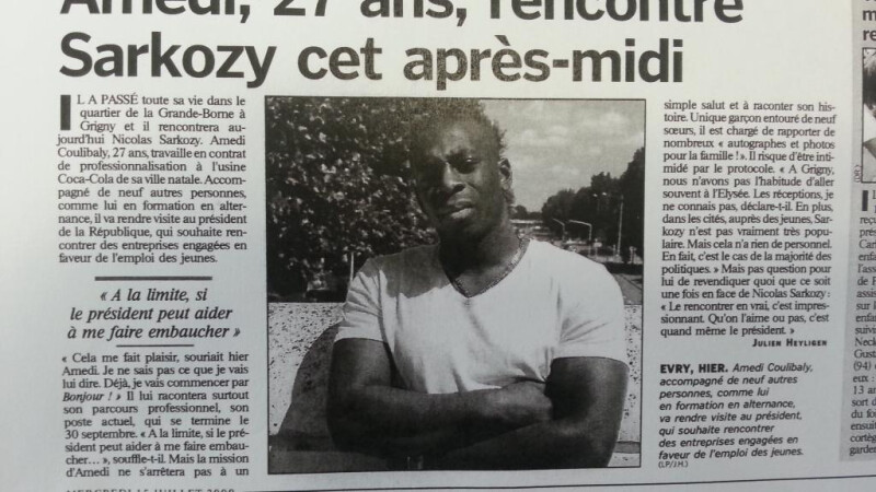 Amedi Coulibaly