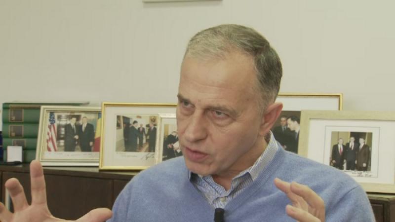Mircea Geoana si Marian Vanghelie isi fac partid. Noua formatiune politica nu ar spune nu unei motiuni de cenzura