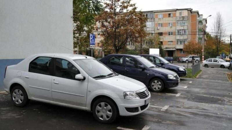 Primaria Sectorului 4 vrea sa ii amendeze cu pana la 400 lei pe soferii care parcheaza pe locul de parcare al altei persoane