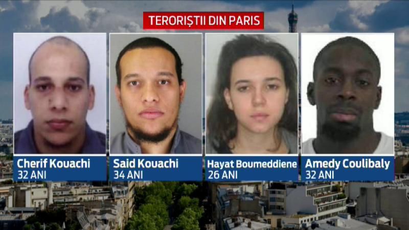 New York Times: Legaturile dintre cei trei teroristi francezi si gruparile jihadiste. Elementul pe care il au in comun