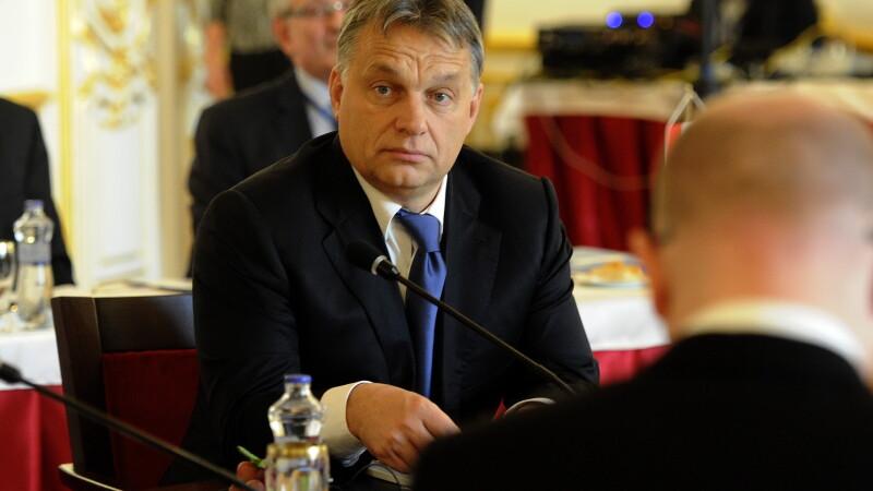 Viktor Orban, la marsul impotriva terorismului: