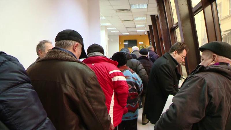 Cozi uriase la ghiseele din Timisoara. Taxe si impozite reduse pentru cei care le achita pana la 31 martie